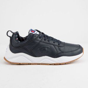New CHAMPION 93Eighteen Navy Mens Shoes